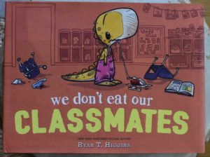 must read back to school book we don't eat our classmates