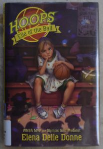 book for girls who like hoops elle of the ball