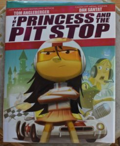 girl power meets horsepower princess and the pit stop