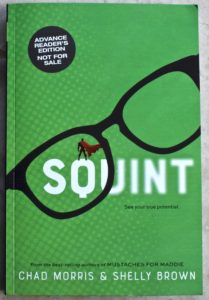 book about making the most of your life squint