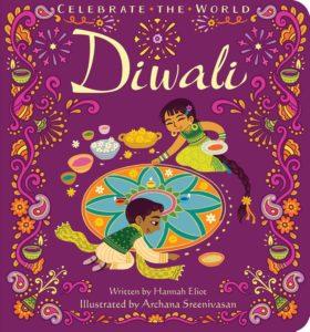 teach kids about diwali