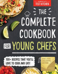 great cookbook for kids and young adults