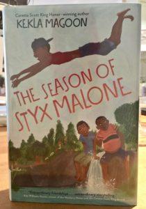 sleeper newbery pick season of styx malone