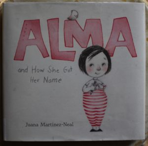 story behind a name Alma