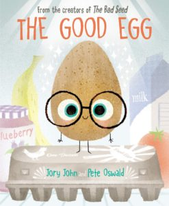 for the kid who always tries to be good the good egg