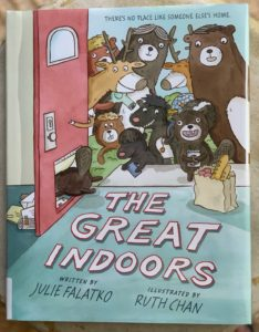 where do animals go on vacation the great indoors