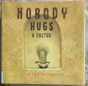 dealing with a prickly personality nobody hugs a cactus