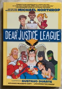 superheroes are human too dear justice league