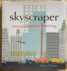 sophisticated book of trucks skyscraper