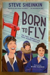women's air race across America Born to fly