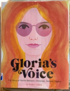 books for the budding feminist gloria steinem