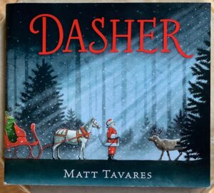 new Christmas books Dasher