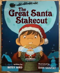 new Christmas books Great Santa Stakeout