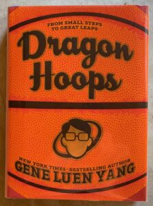 graphic novel for older readers dragon hoops