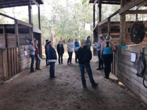 HART New Employee Orientation @ Hidden Acres Rescue for Thoroughbreds