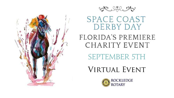 Space Coast Derby Day Virtual Event @ Virtual Event