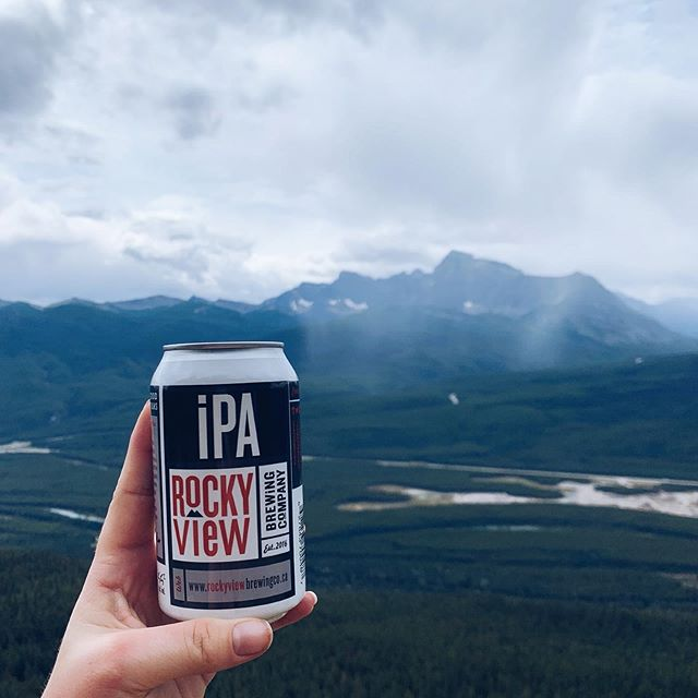 IPA in the Mountains
