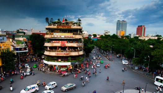 Writing Home: Greetings from Hanoi!