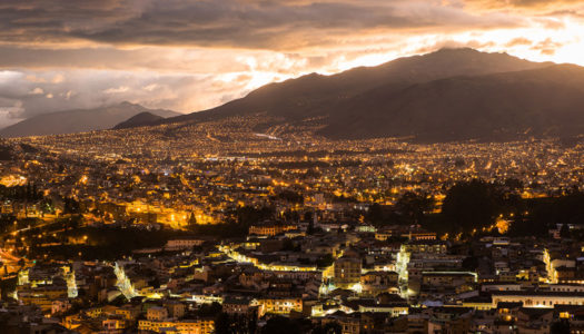 WRITING HOME: ¡Hola desde Quito! [Greetings from Quito]