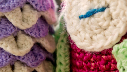 I'm a Nerd About … Yarn Crafts