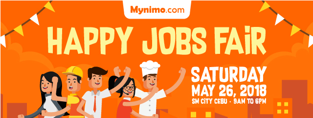 LegalMatch Philippines joins MyNimo's Happy Jobs Fair