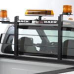 BACKRACK Cab Guard with Lights