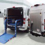 Palfinger Cargo Van Lift