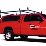 CrossTread Over Cab Pickup Ladder Rack