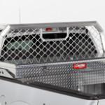 DeeZee Mesh Aluminum Cab Rack