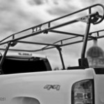 DeeZee Over the Cab Pickup Rack