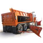 TBEI Duraclass Sidewinder Specialty Dump Body