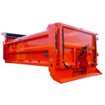 Flat Floor Dump Spreader (FFDS)