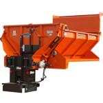 Monroe Duz-Mor V-Box with Conveyor