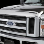 Stampede Products Chrome Hoodshield