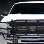 TrailFX Stainless Steel or Black Grille Guard