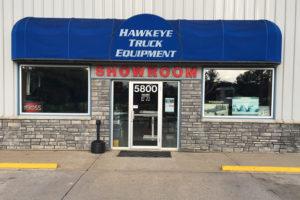 Hawkeye Truck Equipment Showroom