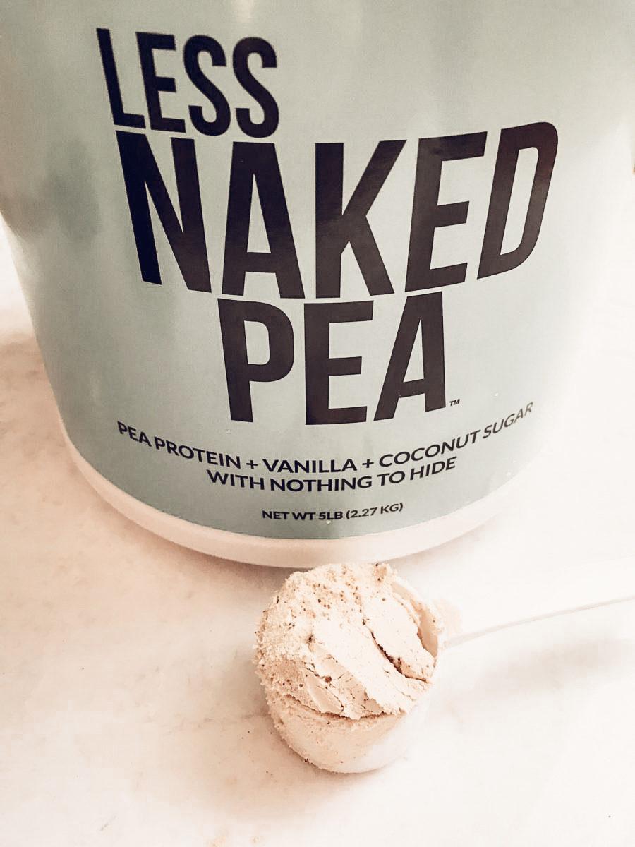 5 ways to make your life healthier Naked Pea Protein