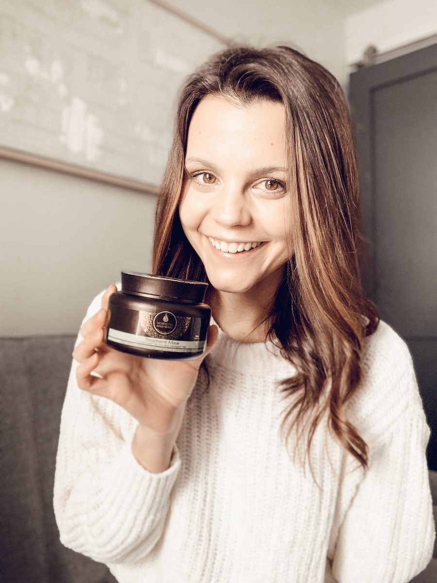Three Masks We Can't Live Without - Moroccan Gold Series Treatment Mask
