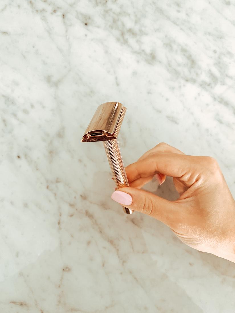 OUI Razor Shaving Review
