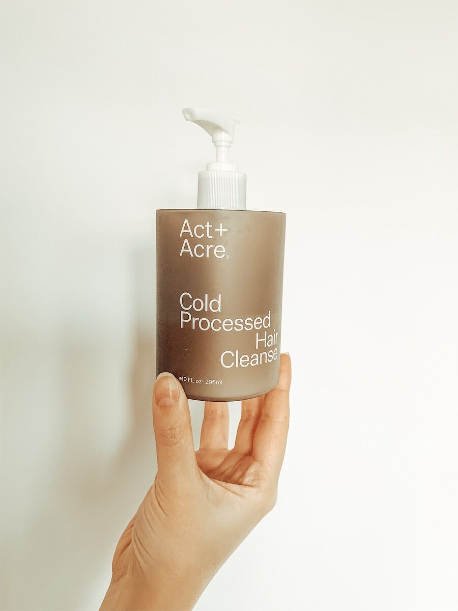 Act + Acre Hair Cleanse