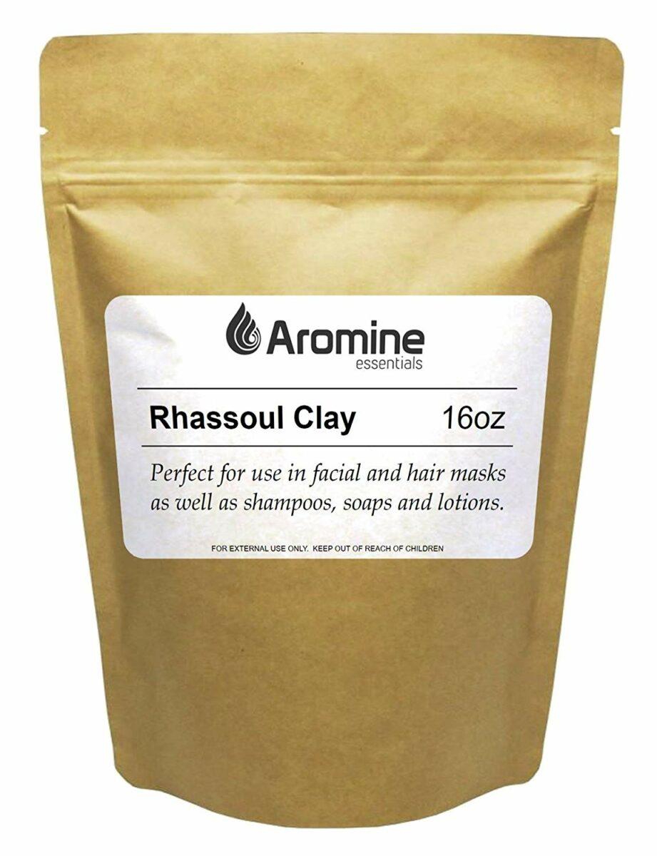 rhassoul clay in skin care