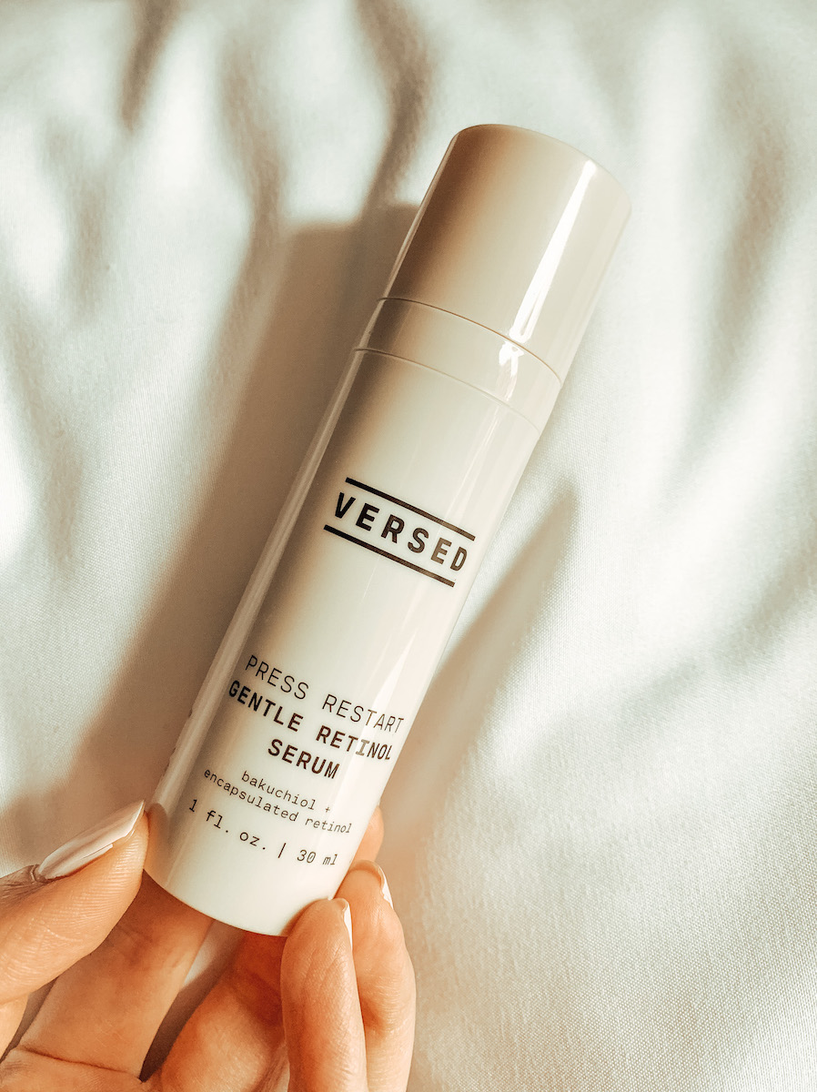 Versed Gentle Retinol Serum
