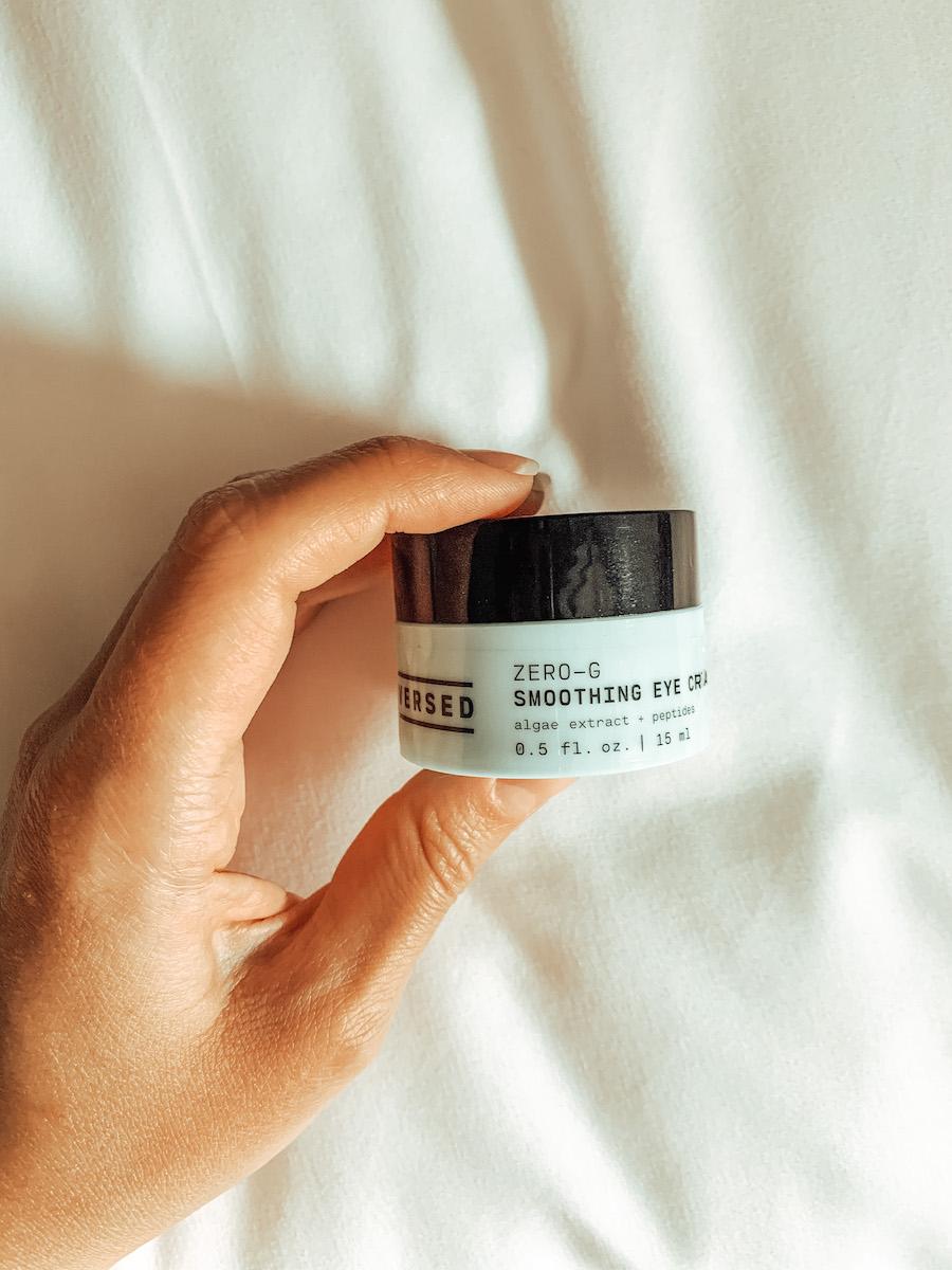 Versed Zero G Eye Cream Review