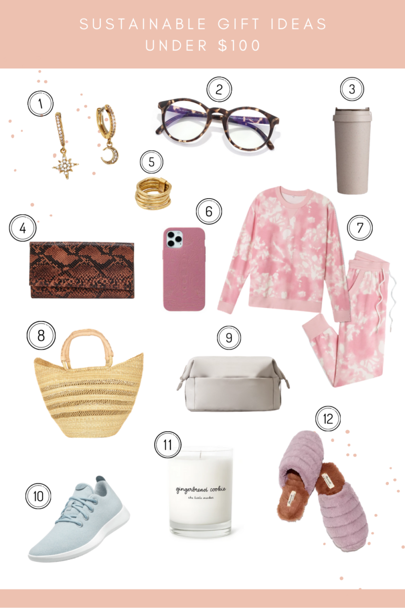 Sustainable Gifts Under $100