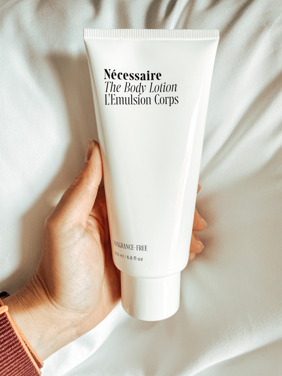 Necessaire Review Body Lotion