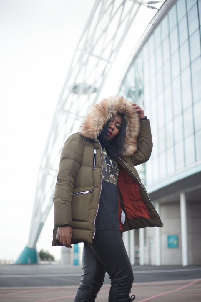 The Puffa Jacket