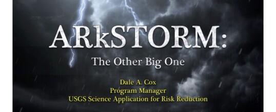 ARkStorm Scenario Webinar