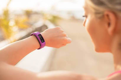 RFID Solutions include use RFID in anti-counterfeiting of high value consumer products such as fitness trackers.
