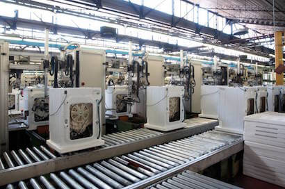 RFID Solutions that we offer include RFID systems in manufacturing.