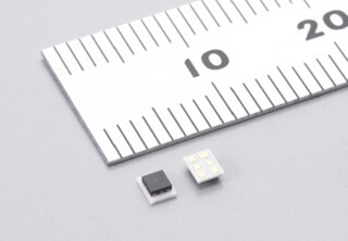 Miniature RFID tags are suitable for anti-counterfeiting as they can be embedded into a product.